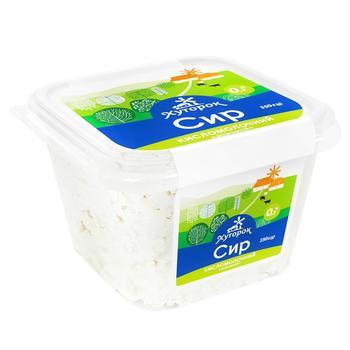 Khutorok Cottage Cheese 0.2% 350g