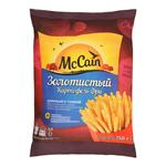 McCain frozen french fries 750g