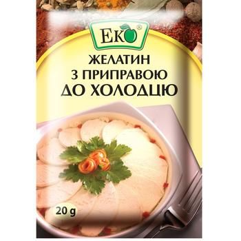 Eco Food Gelatin With Seasoning For Meat In Jelly - buy, prices for EKO Market - photo 1