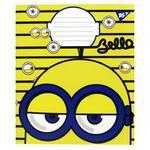 Зошит YES Miniontastic шкільний клітинка А5 18 аркушів