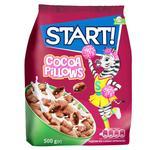 Start! Cocoa pillows dry breakfast 500g