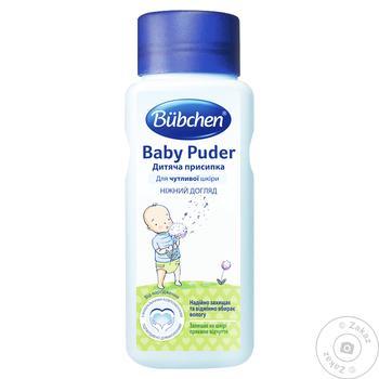 Присипка дитяча Bubchen 100г - купити, ціни на Ашан - фото 5
