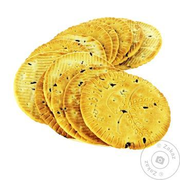 Печенье сахарное с льном - купить, цены на Ашан - фото 3