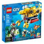 Конструктор Lego Подводная лодка