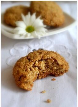 Класичне вівсяне печиво