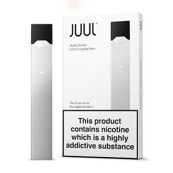Устройство Juul Starter Kit 200mAh black