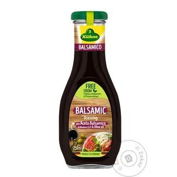 Соус Kuhne Balsamic салатный 250мл
