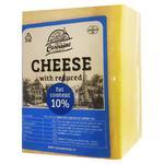Cesvaine Gouda light cheese 10%