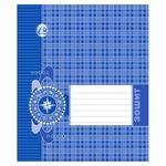 Tetrada Data Lined Notebook 24 sheets