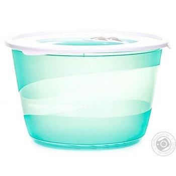 Ємність KEE Polar для морозилки кругла 2.3л - купити, ціни на Фуршет - фото 1