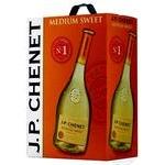 Wine Jean-paul chenet white semisweet 11% 3000ml France