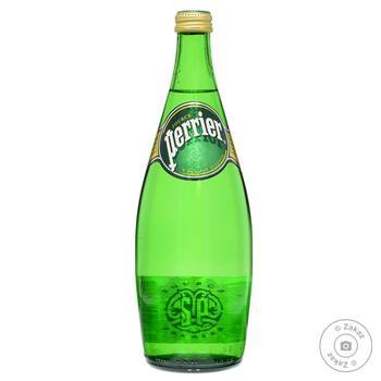 Вода Perrier минеральная газированная 0,75л - купить, цены на Фуршет - фото 2