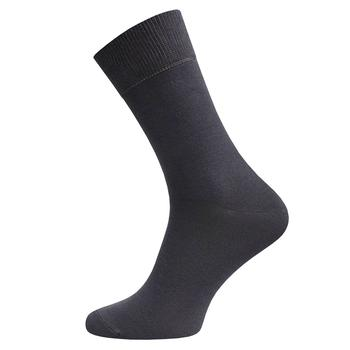 Sock Alfa dark grey for man 40-42size