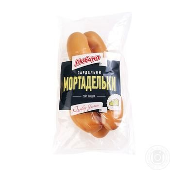 Globino sausages Mortinelli top grade weighable - buy, prices for Furshet - image 1