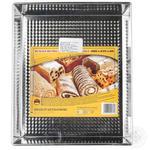 Противень SNB с рифленым дном 280x235x60мм 1357 - купить, цены на Novus - фото 2