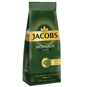 Jacobs Monarch Classic Ground Coffee
