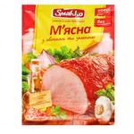 Приправа Smakko мясная с овощами и зеленью универсальная 80г