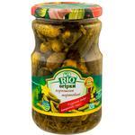 Rio Pickles gherkins 550g