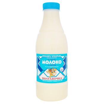 Молоко сгущенное Полтавочка с сахаром 8,5% 920г - купить, цены на Таврия В - фото 1
