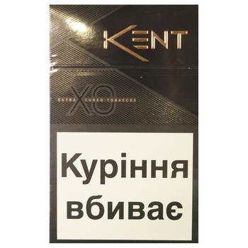 Цигарки Kent X.O. Black