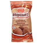 Морозиво Вигода шоколадне у вафельному стаканчику 8% 65г
