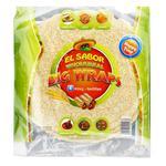 Тартілья з цільнозернового пшеничного борошна EL Sabor 245г