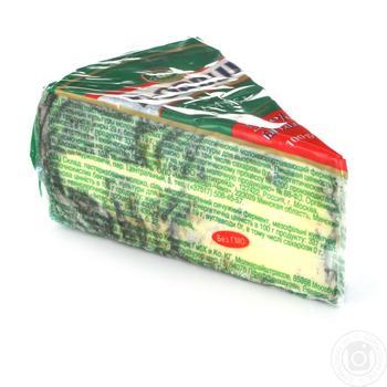Сир Kaserei Шампіньйон Дорблю м'який з блакитною пліснявою 50% 100г - купити, ціни на Ашан - фото 4