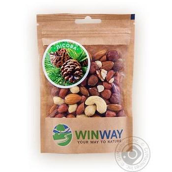 Ореховая смесь Winway Лесная 100г