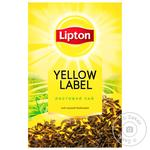 Lipton Yellow Label Tea black leaf 80g - buy, prices for MegaMarket - image 2