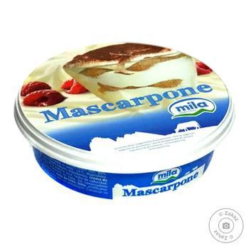 Сыр Mila Маскарпоне 42% 250г