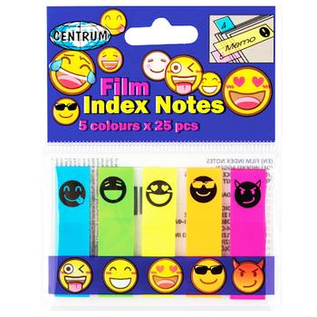 Закладки-маркери самоклеючі - купити, ціни на Ашан - фото 1