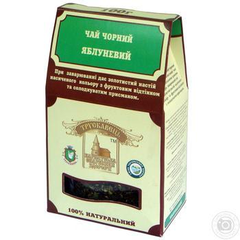Чай черный Яблочный 100г