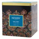 Newby Earl Grey black tea 125g