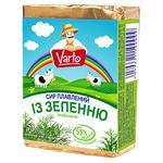 Сыр Varto плавленый с зеленью 55% 70г