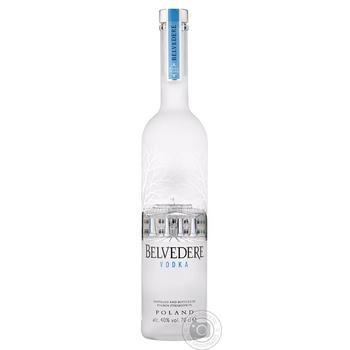 Водка Belvedere 40% 700мл