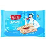 Varto Wafers with Milk Filling 80g