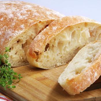 "Білий хліб ""Чіабатта"""