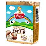 Сыр Varto плавленый со вкусом грибов 55% 70г