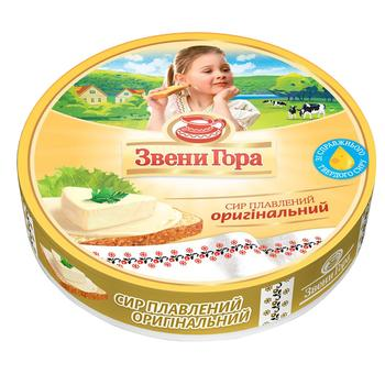 Сыр плавленый Звени Гора 140г