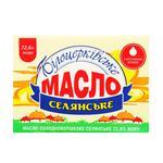 Belotserkivske Peasant Butter 72.5% 100g