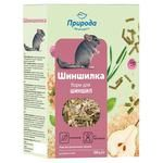 Food for chinchillas Priroda Chinchilla 500g