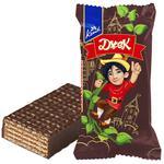 Конфеты Konti Шоколадные истории Джек вафельные