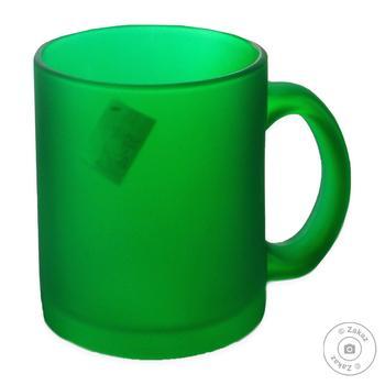 Кружка Glasmark Sonia 250мл зеленый
