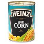 Кукурудза консервована Heinz солодка 400мл