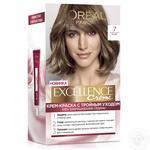 Крем-краска для волос L'Oreal Excellence Creme 7 русый