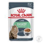 Корм Royal Canin Digest Sensitive в соусі для котів з чутливим травленням до 1року 85г