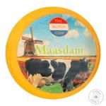 Сыр Daily dairy holland Мааздам весовой 45%