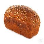 Хлеб ржано-пшеничный заварной с семенами подсолнечника