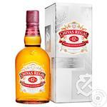 Виски Chivas Regal 12 лет 40% 0.5л
