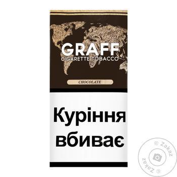 Тютюн Graff Chocolate 30г - купити, ціни на CітіМаркет - фото 1
